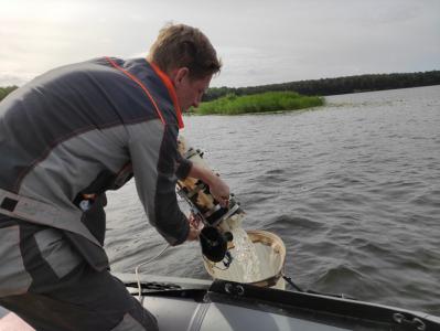 Ученые ВНИРО исследовали внутренние водоемы Калининградской области