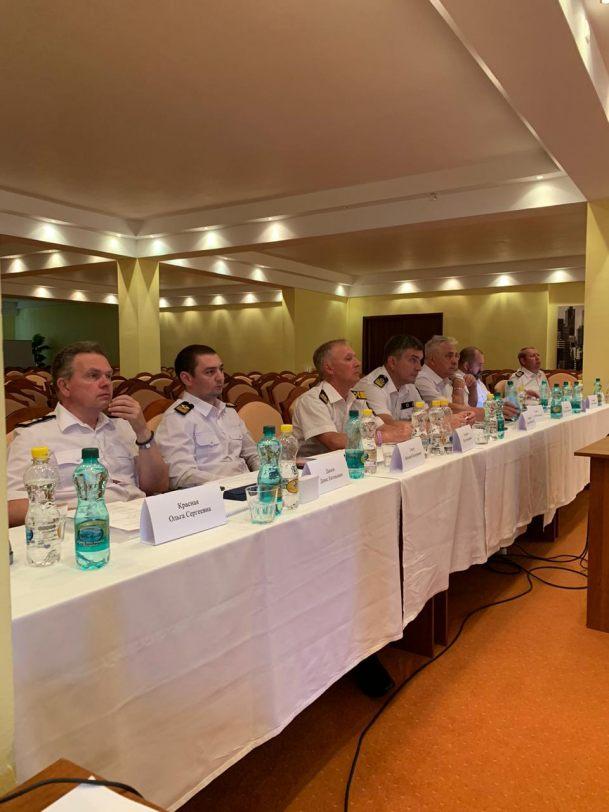 Президиум коллегии ВНИРО