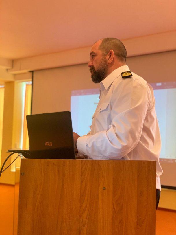Руководитель Тюменского филиала Евгений Даринов