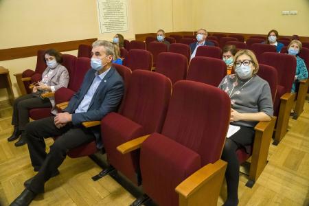 Во ВНИРО прошло заседание технической секции