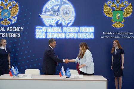 Центр экономических исследований ВНИРО заручился поддержкой новых партнеров на МРФ-2021
