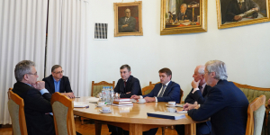 Joint Research Program of the Russian Federal Agency for Fishery and the Russian Academy of Science